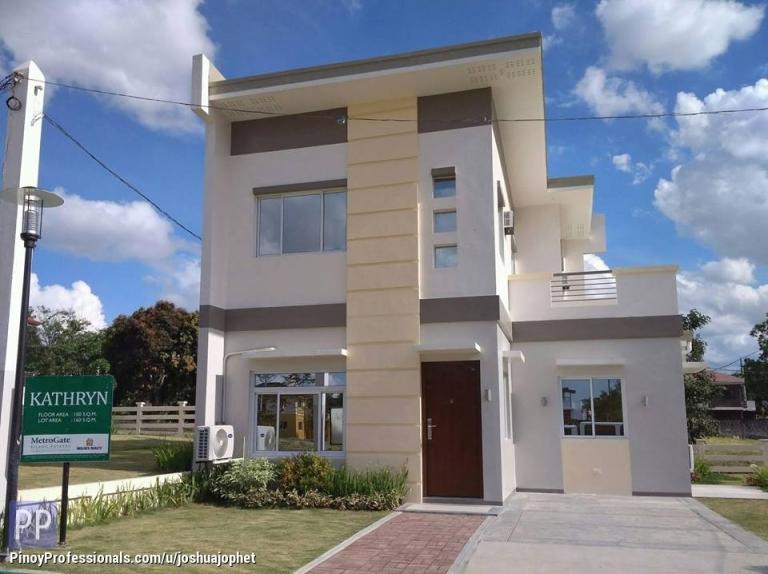 House for Sale - kathryn Model, 150sqm 3bedroom House @Metrogate Silang Estates Phase 2c
