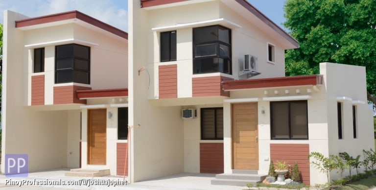 House for Sale - 2 storey cluster type model house (SIERRA) @ Sterling Residences One, Naic, Cavite