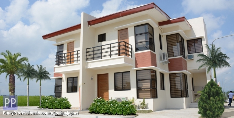 House for Sale - 2 storey duplex type model house (SEVILLE) @ Sterling Residences One, Naic, Cavite