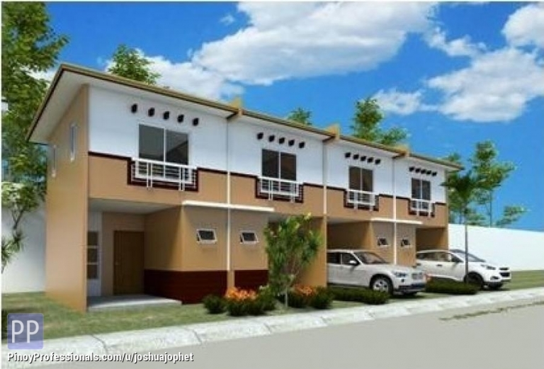 House for Sale - Bettina @ Bria Homes Trece, 2-storey townhouse