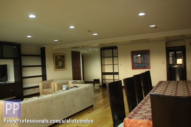 Apartment and Condo for Rent - New 3BR fully furnished Condo unit for Rent nice view