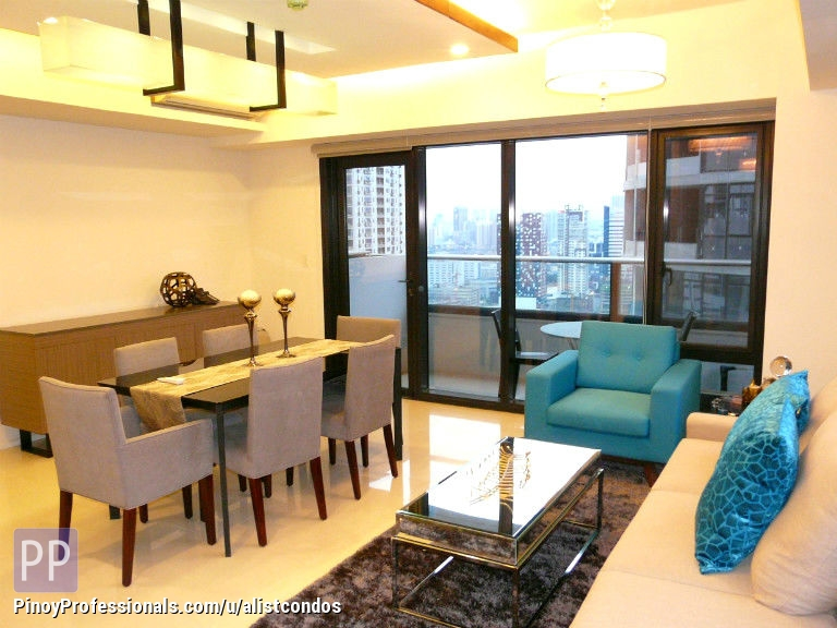 Apartment and Condo for Rent - 3BR Condo unit for Rent luxury renovated nice view