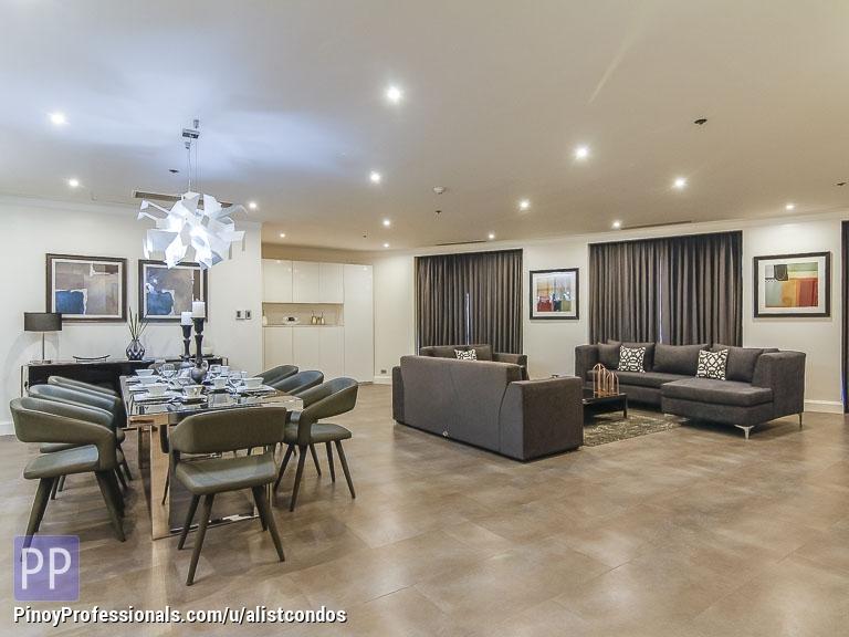 Apartment and Condo for Sale - Convenience furnished 3BR Condo unit for Sale renovated pleasurable