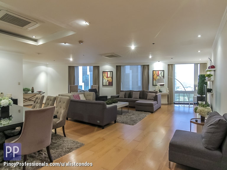Apartment and Condo for Sale - Convenience elegant furnished 4BR Penthouse unit for Sale pleasurable