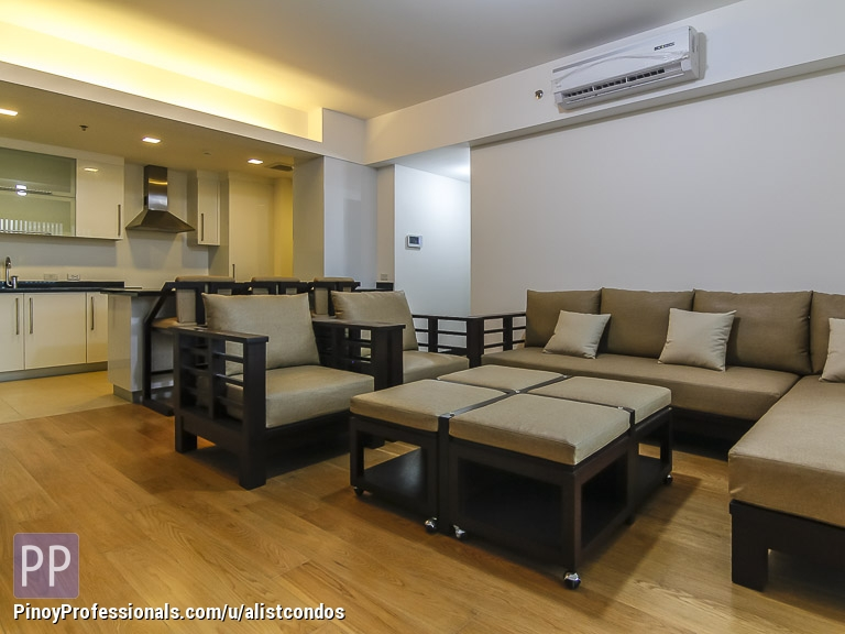 Apartment and Condo for Rent - Fully furnished pleasurable 3BR Condo unit for Rent convenience