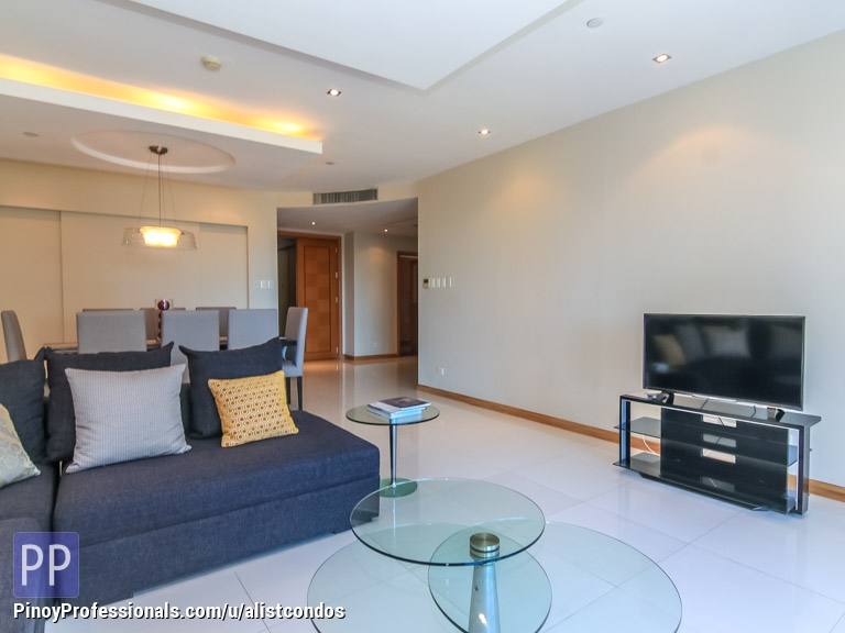 Apartment and Condo for Rent - Newly 4BR Condo for Rent convenience semi furnished pleasurable