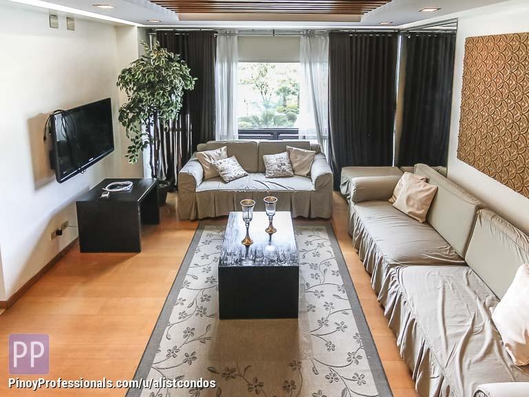 Apartment and Condo for Sale - 300 sqm Pleasurable furnished 3BR Condo unit for Sale