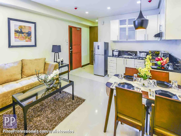 Apartment and Condo for Rent - Condo unit for Rent 3 bedrooms Pacific Plaza Tower Fort BGC