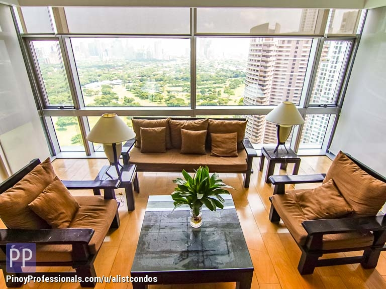 Apartment and Condo for Rent - 3 bedrooms renovated Essensa Fort BGC Condo for Rent