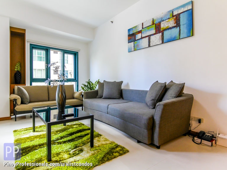 Apartment and Condo for Rent - 3 bedrooms Regent Parkway Fort BGC Condo unit for Rent