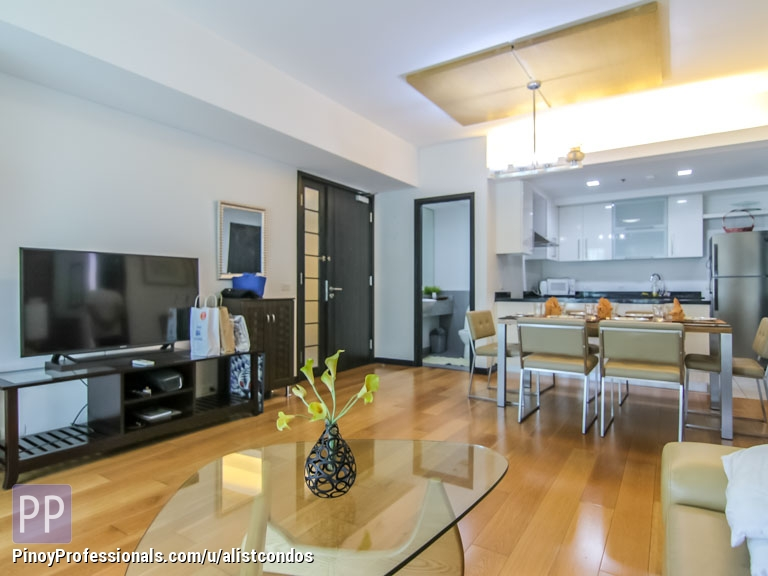 Apartment and Condo for Sale - Regent Parkway Fort BGC Condo unit for Sale 3 bedrooms