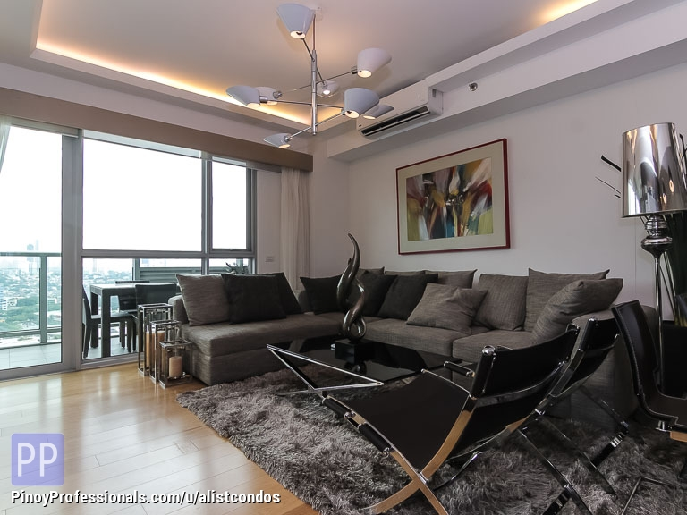 Apartment and Condo for Sale - Essensa Fort BGC Condo unit for Sale 3 bedrooms