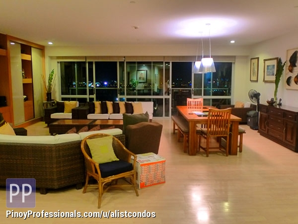Apartment and Condo for Rent - Golf view 3 bedrooms 262 sqm Condo unit for Rent renovated