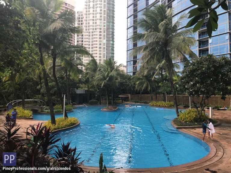 Apartment and Condo for Rent - Condo unit for Rent 3 bedrooms 296 sqm renovated semi furnished