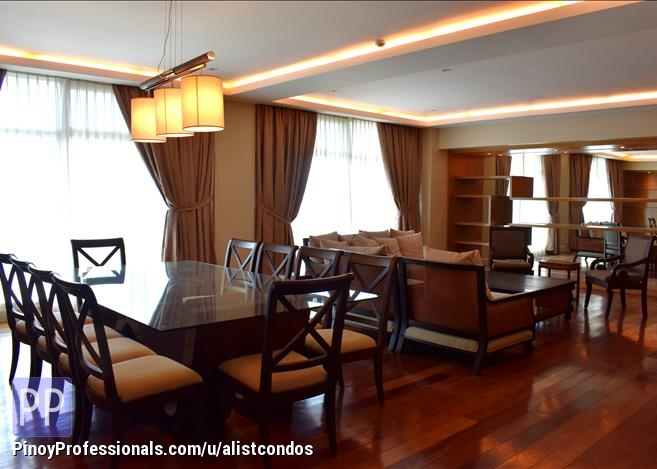 Apartment and Condo for Sale - Fully furnished renovated 310 sqm 3 bedrooms Condo unit for Sale