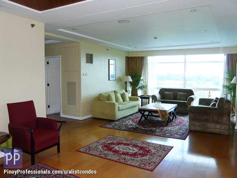 Apartment and Condo for Rent - 3BR 290 sqm nice newly semi furnished Condo unit for Rent
