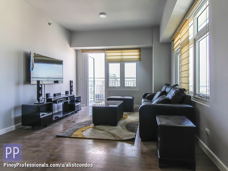 Apartment and Condo for Rent - 265 sqm Newly nice semi furnished 3 bedrooms Condo unit for Rent