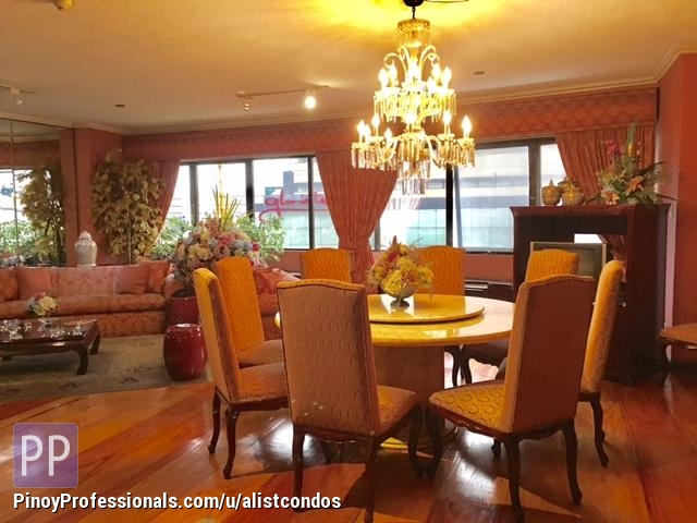 Apartment and Condo for Rent - Condo for Rent at 291 sqm Essensa Fort BGC