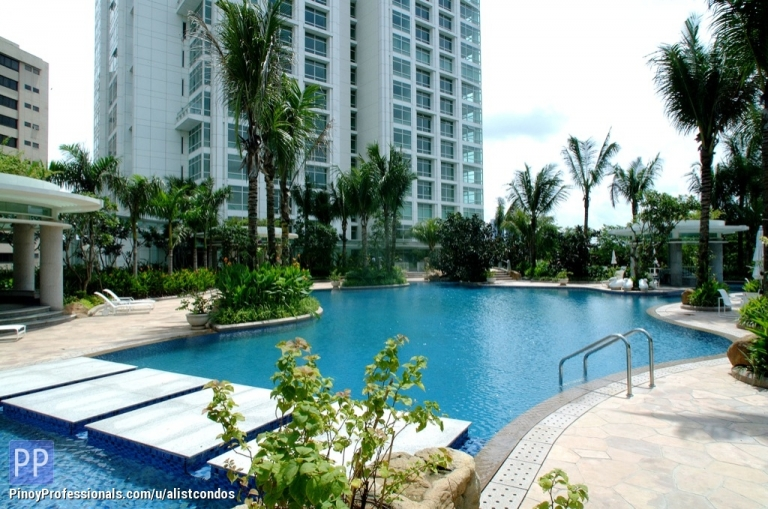 Apartment and Condo for Rent - One Roxas Triangle Makati 282 sqm Condo for Rent