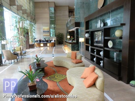 Apartment and Condo for Rent - Condo for Rent 301 sqm 4 bedrooms Fraser Place Makati