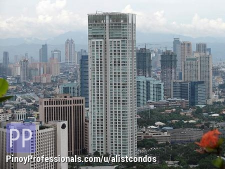 Apartment and Condo for Sale - One Roxas Triangle Makati 481 sqm Penthouse for Sale