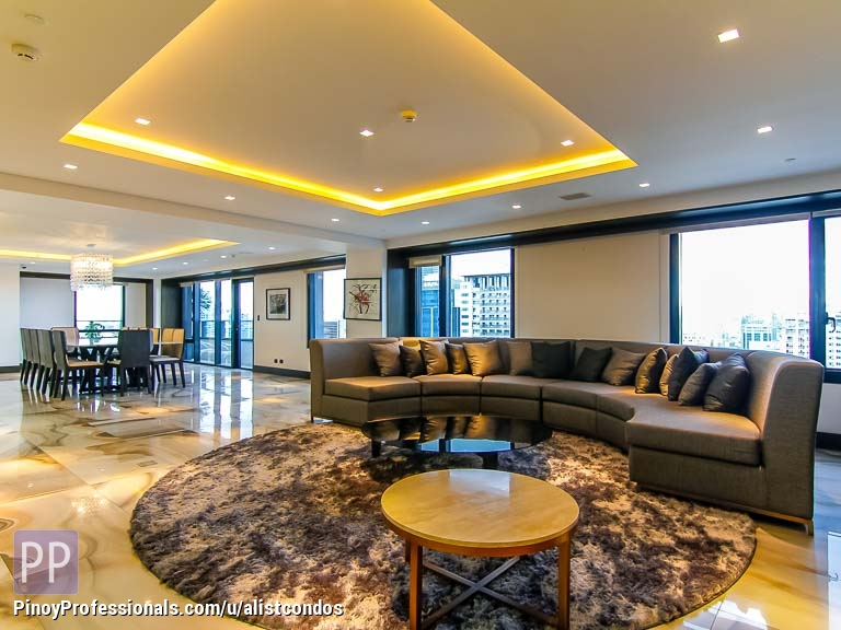 Apartment and Condo for Sale - Newly renovated Penthouse unit for Sale 490 sqm 4BR furnished