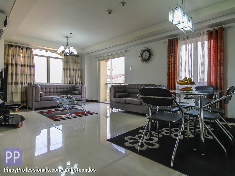 Apartment and Condo for Rent - 3BR Condo unit for Rent newly renovated nice view high floor