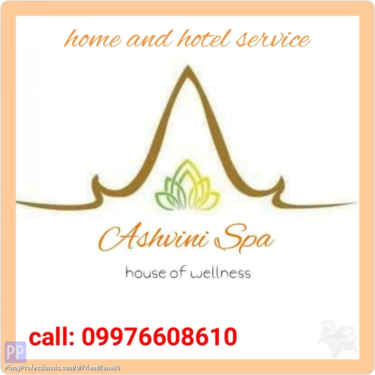 Beauty and Spas - Outcall Massage Service