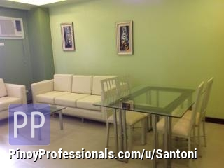 Apartment and Condo for Rent - Santonis Place Serviced Apartment in Mabolo near Sm, 2 Bedroom Deluxe