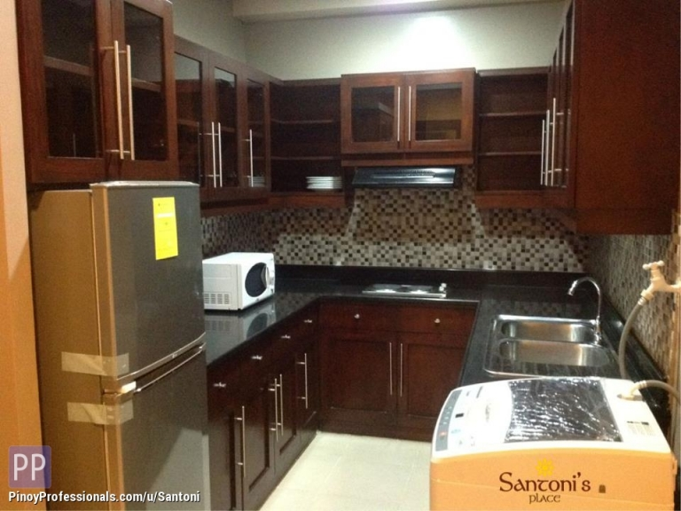 Apartment and Condo for Rent - 3BEDROOM APARTMENT FULLY FURNISHED FOR RENT NEAR AYALA,SM,IT PARK
