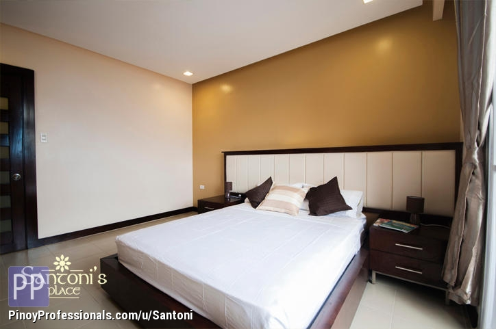 Apartment and Condo for Rent - Executive 2 Bedroom Unit with Walk-in Closet,Balcony,WiFi,Cable Ready near SM