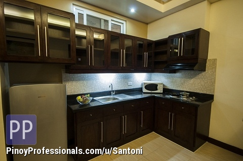 Apartment and Condo for Rent - Spaciouse Fully Furnished One Bedroom for Occupancy