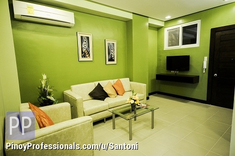 Apartment and Condo for Rent - Santonis Place 2 Executive Fully Furnished Bedroom near Gagfa