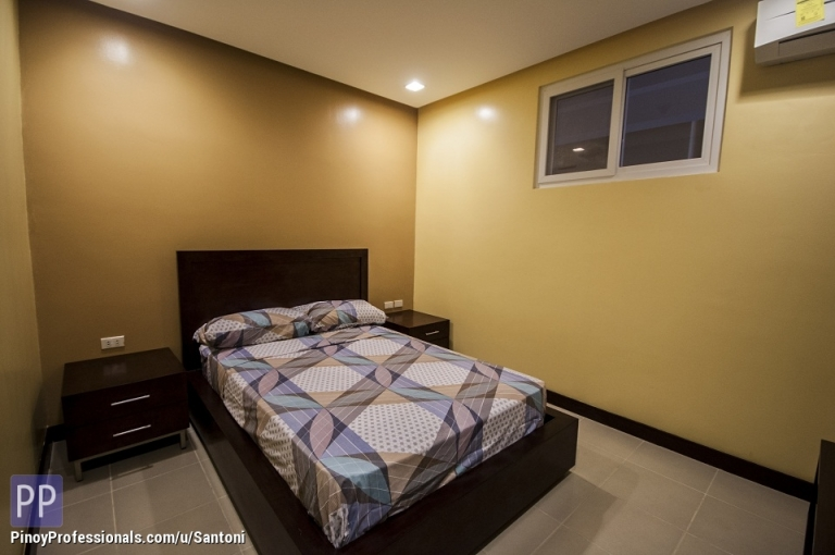 Apartment and Condo for Rent - 3Bedroom Deluxe in Santonis Place with Free Housekeeping,Parking,WiFi,Cable Ready