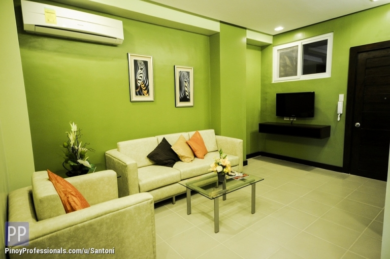 Apartment and Condo for Rent - Executive 2BR in Mabolo near Sm,Ayala,IT Park
