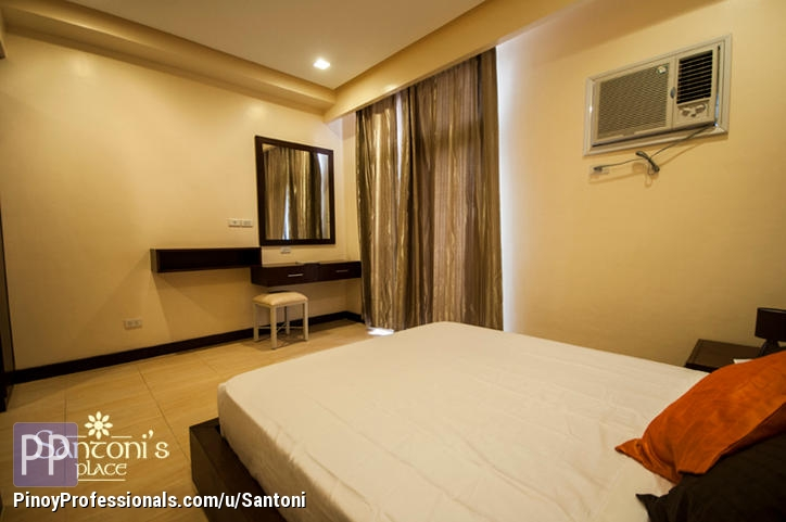 Apartment and Condo for Rent - For Rent One Bedroom with shower in Santonis Place