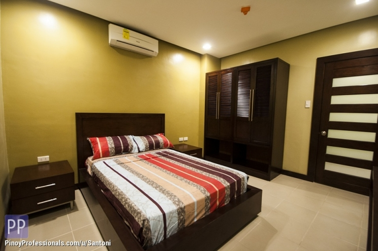 Apartment and Condo for Rent - 3BR SERVICED APARTMENT