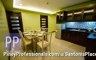 Apartment and Condo for Rent - EXECUTIVE 3 BEDROOM FOR RENT IN SANTONIS PLACE CEBU CITY