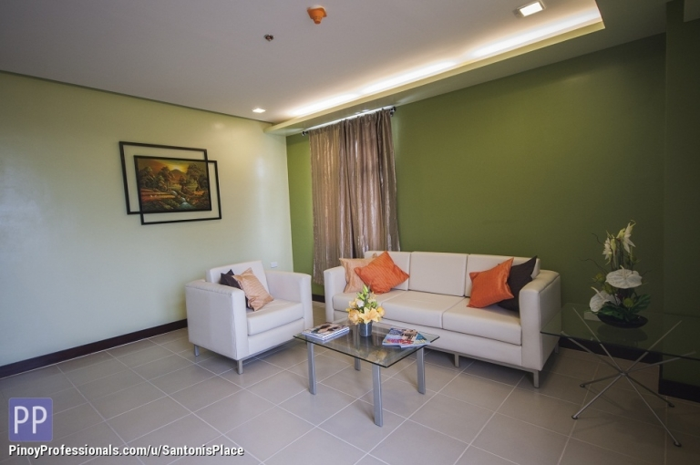 Apartment and Condo for Rent - 3BR Executive in Santonis Place near Ayala