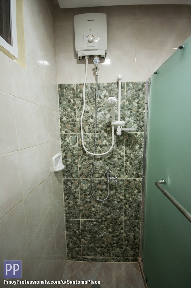 Apartment and Condo for Rent - One Bedroom with Shower Only Ready for Occupancy in Santonis Place Mabolo