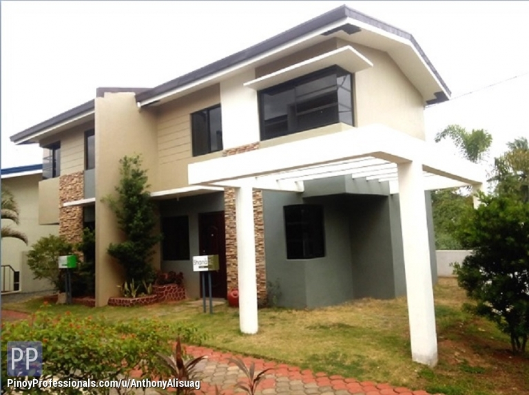 House for Sale - Php 16,845/Month 3BR Duplex House Ariana Kelsey Hills in Bulacan