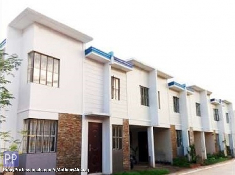 House for Sale - Php 9,037/Month 2BR Townhouse Erica Kelsey Hills in Bulacan