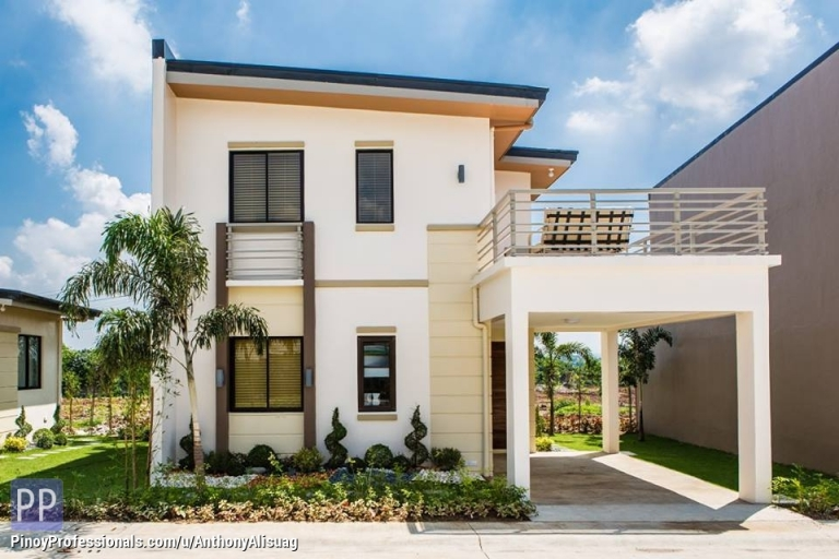 House for Sale - Php 23,573/Month 3BR Single Attached With Covered Carport Kayla Prime Amaresa 2 in Bulacan