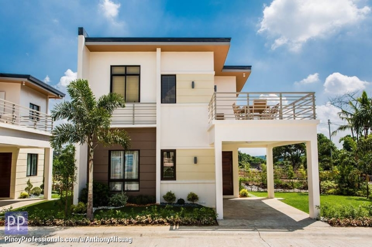 House for Sale - Php 26,685/Month 3BR Single Attached Arya Prime With Covered Carport & Deck Amaresa 2 in Bulacan