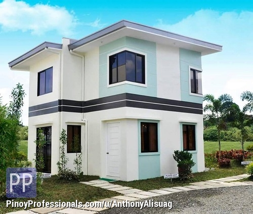 House for Sale - Php 13,235/Month 3BR Single Detached Anthea Nuvista San Jose in Bulacan
