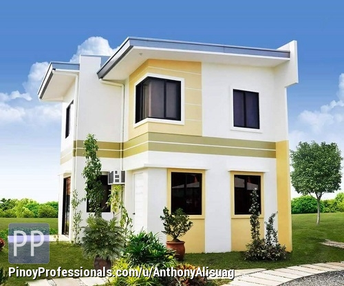 House for Sale - Php 9,759/Month 3BR Single Firewall Twinhome Tiara Nuvista San Jose in Bulacan