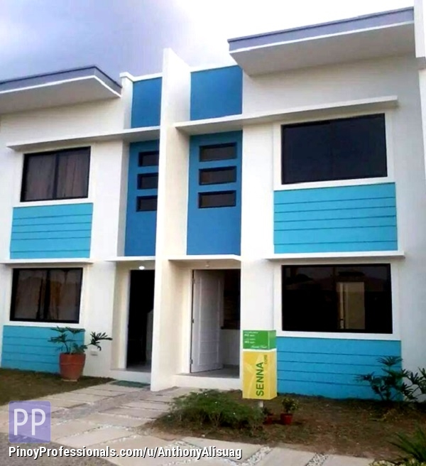 House for Sale - Php 6,029/Month 2BR Townhouse Senna Nuvista San Jose in Bulacan