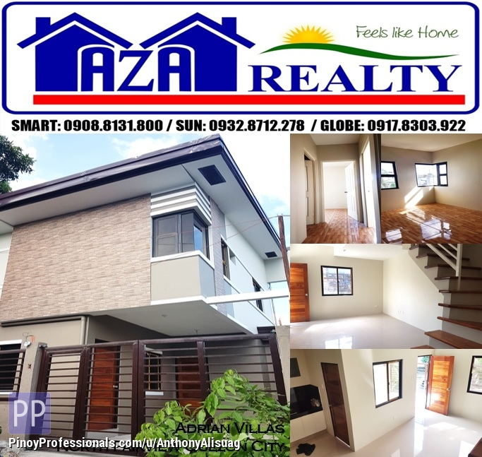 House for Sale - Ready For Occupancy 3BR Single Attached Adrian Villas North Fairview Quezon City