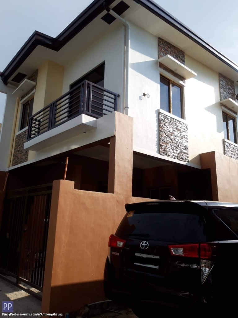 House for Sale - Ready For Occupancy 3BR Single Attached Walnut Homes West Fairview Quezon City