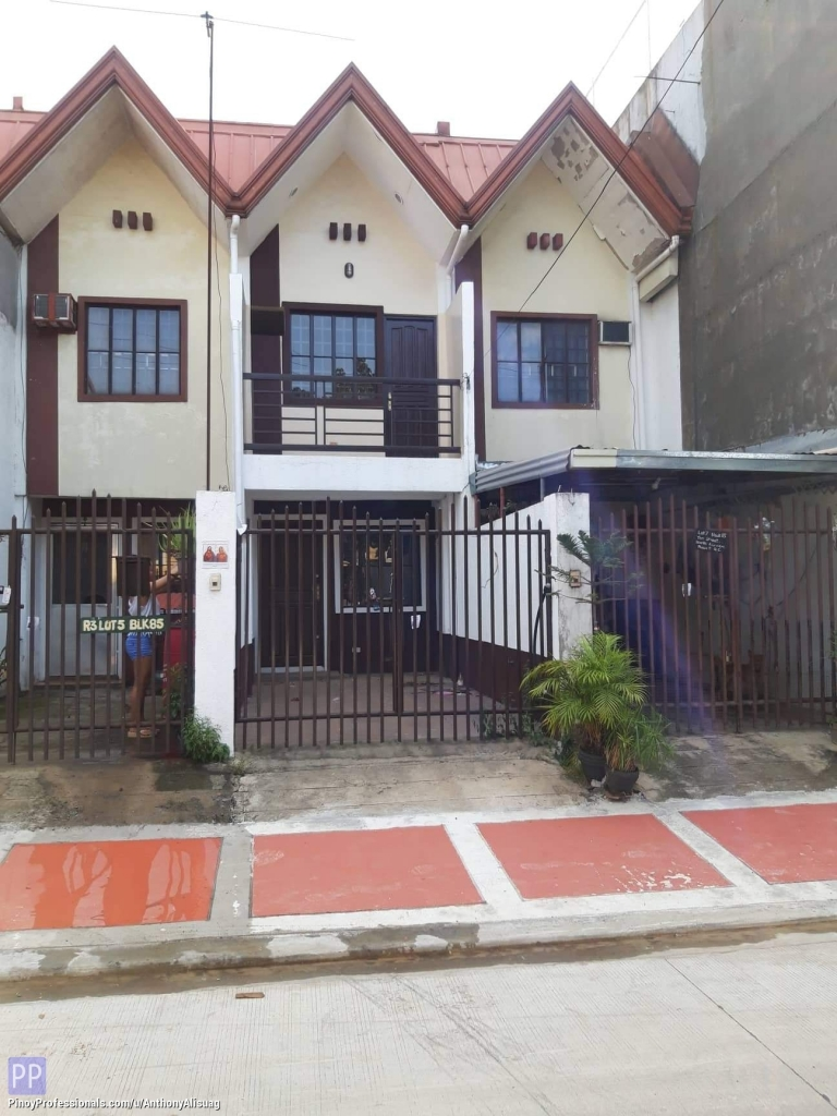 House for Sale - Ready For Occupancy 3BR Townhouse Yen Residence North Fairview Quezon City